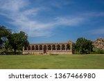 guards quarters  hampi. guard's ... | Shutterstock . vector #1367466980