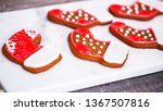step by step. decorating... | Shutterstock . vector #1367507816