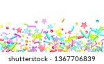 sprinkles grainy. cupcake... | Shutterstock .eps vector #1367706839