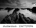 amazing rock formations at... | Shutterstock . vector #1367729396