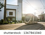 rbat  morocco   april 9  2019 ... | Shutterstock . vector #1367861060