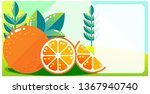 orange page colorful background | Shutterstock .eps vector #1367940740