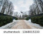 molodechno  belarus  circa... | Shutterstock . vector #1368015233