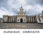 brest  belarus  circa february... | Shutterstock . vector #1368016253