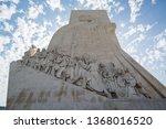 lisbon  portugal  circa august... | Shutterstock . vector #1368016520