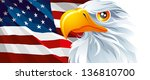 The National Symbol Of Usa....
