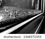 macro of condensation on a...   Shutterstock . vector #1368372353