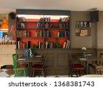 london  england  uk   april 13  ... | Shutterstock . vector #1368381743
