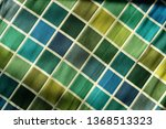 abstact background from fabric... | Shutterstock . vector #1368513323