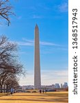 washington  usa   january 19 ... | Shutterstock . vector #1368517943