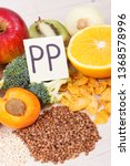 nutritious eating containing... | Shutterstock . vector #1368578996