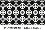 vector background of batik...   Shutterstock .eps vector #1368656033