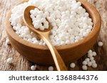 Organic Tapioca Pearls Close U...