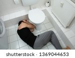high angle view of alcoholic... | Shutterstock . vector #1369044653