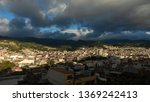 panoramic view of the city of... | Shutterstock . vector #1369242413