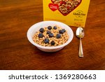 A Bowl Of Cheerios With...