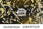 modern magic glitter confetti ... | Shutterstock .eps vector #1369297229