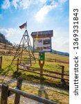 korna  slovakia   april 8 2019  ... | Shutterstock . vector #1369331843