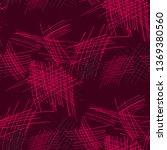 various hatches. seamless... | Shutterstock .eps vector #1369380560