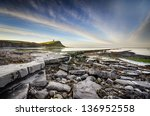 Rocky Ledges At Kimmeridge Bay...