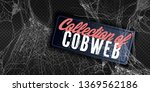 collection of cobweb  isolated... | Shutterstock .eps vector #1369562186