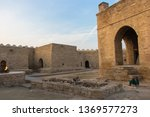 fire temple of baku  ateshgah   ... | Shutterstock . vector #1369577273