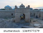 fire temple of baku  ateshgah   ... | Shutterstock . vector #1369577279