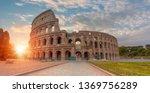 Amazing Sunrise At Rome...