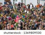 poland  czestochowa   14 april... | Shutterstock . vector #1369809530
