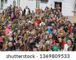 poland  czestochowa   14 april... | Shutterstock . vector #1369809533