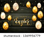card with lettering happy... | Shutterstock . vector #1369956779