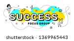 vector business creative... | Shutterstock .eps vector #1369965443