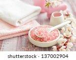 spa | Shutterstock . vector #137002904