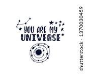 inspirational vector lettering...   Shutterstock .eps vector #1370030459