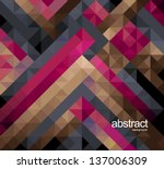 abstract background | Shutterstock .eps vector #137006309