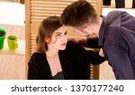inter office relationship.... | Shutterstock . vector #1370177240