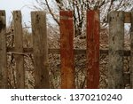 Old Fence  Planks  Texture
