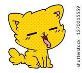 freehand drawn cartoon of cute...   Shutterstock . vector #1370215559