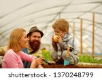 grow up a child. family and... | Shutterstock . vector #1370248799