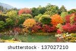 Japanese Garden Shoot At Kyoto...