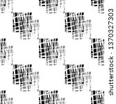 seamless pattern with squares | Shutterstock .eps vector #1370327303