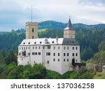 Rozmberk Castle  It Was Founde...