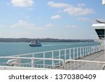 isle of wight  uk   april 2019  ... | Shutterstock . vector #1370380409