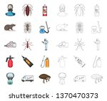 pest  poison  personnel and... | Shutterstock .eps vector #1370470373