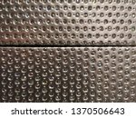 metal surface with tiny... | Shutterstock . vector #1370506643