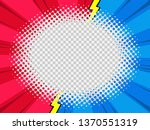 cartoon comic style picture... | Shutterstock .eps vector #1370551319