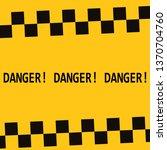 danger tapes. warning tape....   Shutterstock .eps vector #1370704760