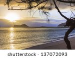 Colorful Sunrise Over Waimanal...