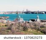 odessa  ukraine   march 21 ... | Shutterstock . vector #1370825273
