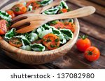 Cherry Tomatoes With Gluten...